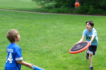 Bounce, catch or throw! Ogodisk gets your blood pumping no matter how you play with it.